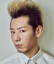 Takeru Kobiyashi profile headshot