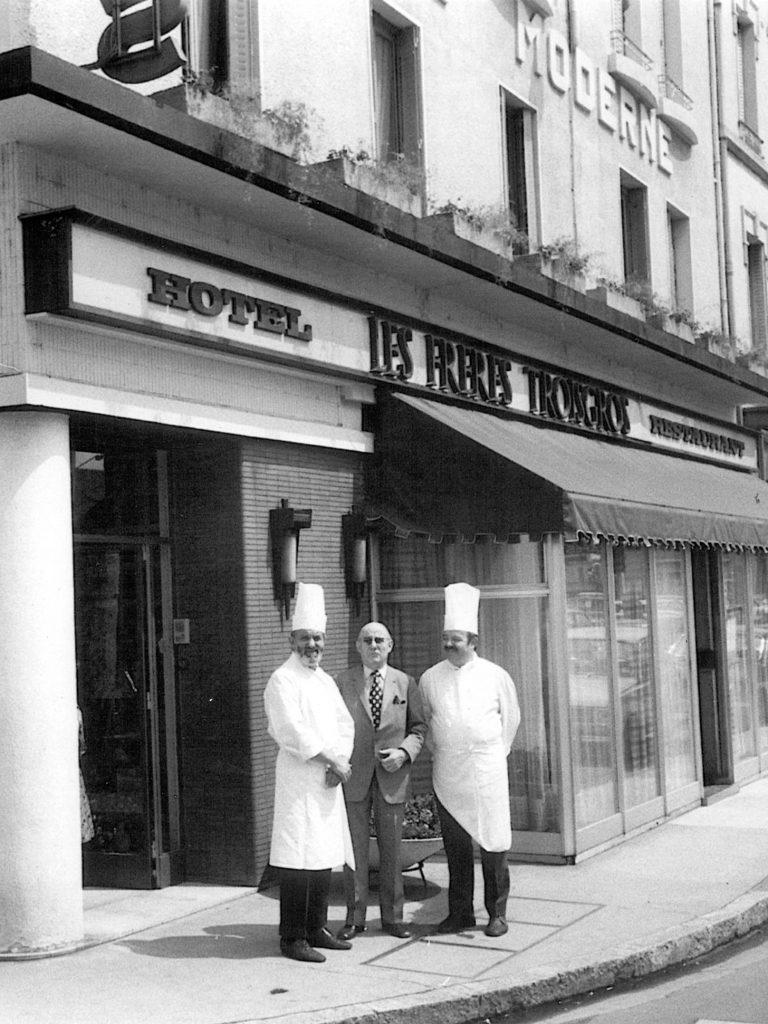 michel troisgros original restaurant