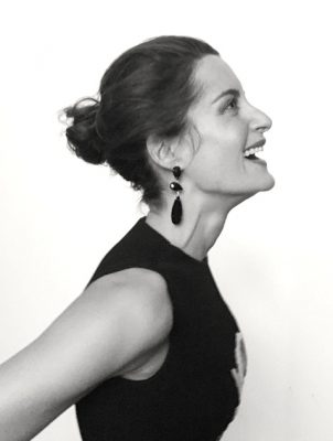 Elena brower laughing