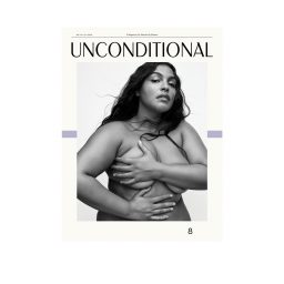 unconditional magazine edition 8 cover
