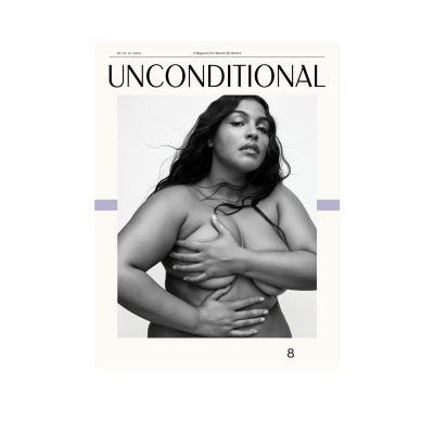 unconditional magazine edition 8 cover