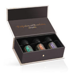 doterra yoga collection of essential oils